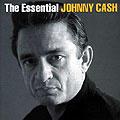 「エッセンシャル・ジョニー・キャッシュ」 3780円(税込)/ソニー・ミュージック 代表曲を網羅した入門に最適なベスト盤。 妻ジューンやディランとのデュエットも 含む全36曲収録(2枚組)。
