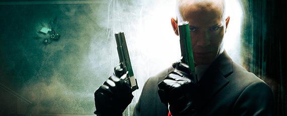 名前すら持たない新たな殺しのプロ、エージェント47