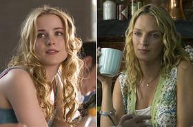 ダイアナを演じる2人の女優