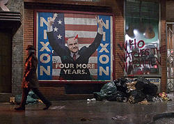 ニクソン政権継続中の荒廃したニューヨーク