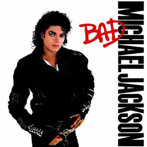 世界中で大ヒットした歴史に残る名盤「BAD」