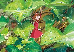 宮崎駿が40年間から構想していた「床下の小人たち」の映像化