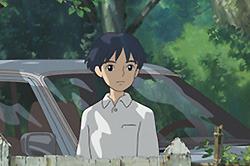 神木が演じた、12歳の少年・翔