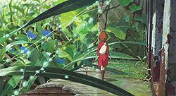 宮崎アニメのヒロインの系譜をしっかりと受け継いでいるアリエッティ