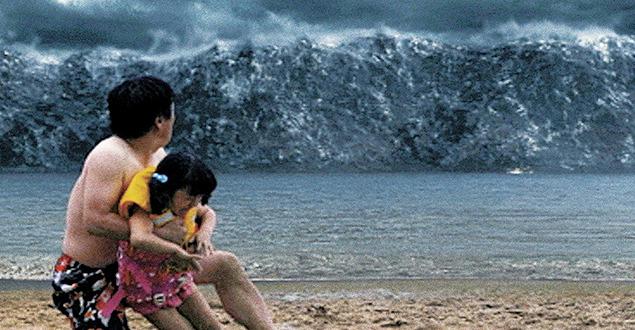 """いまだかつてない""""メガ津波""""のインパクトは絶大"""