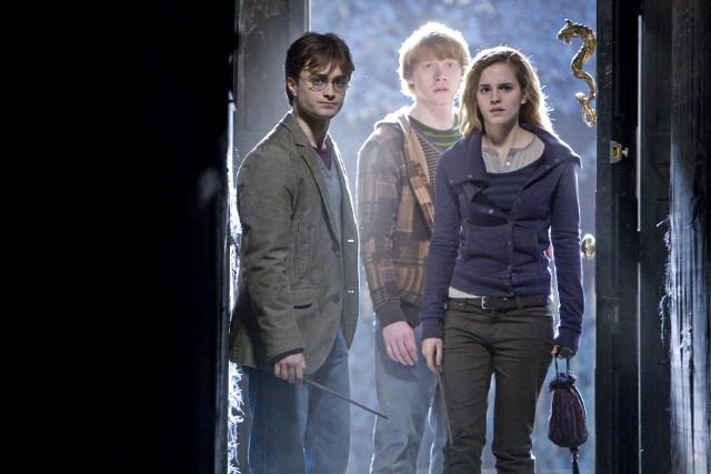 「ハリー・ポッターと死の秘宝 PART1」(2010)より