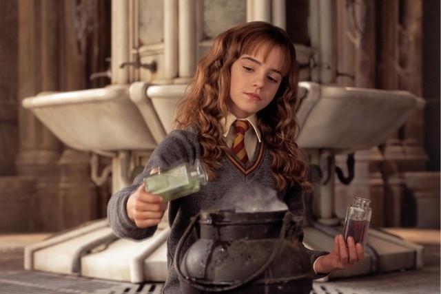 「ハリー・ポッターと秘密の部屋」(2002)より