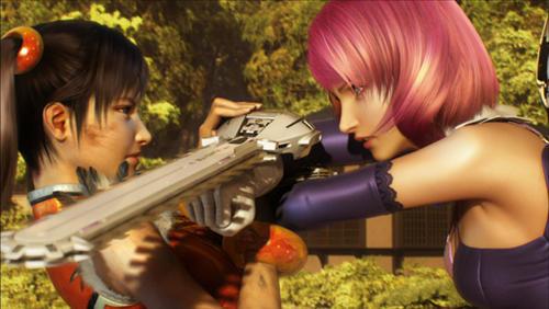 協力関係にあったはずの シャオユウとアリサのし烈なバトル!