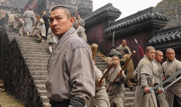 いま、新たな「少林寺」の伝説が幕を開ける!