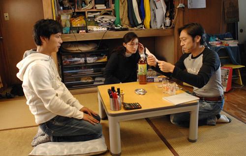 堺、香川、広末の3つの個性が可笑しさを織り成す