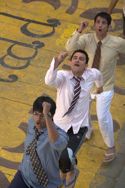 従来のイメージを覆すインド映画の新機軸