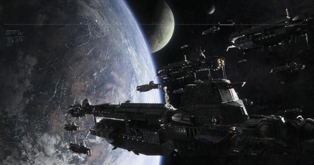 人類は地球を離れて他の惑星に移住している時代
