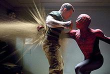 伯父の仇を討たんとするピーターだが…