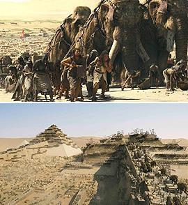 紀元前1万年に、 すでにピラミッドを建設する文明が存在した?