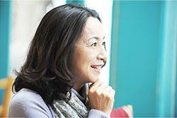 明るさを失わない母親を原田美枝子が熱演