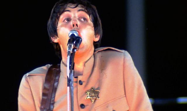 ザ・ビートルズ時代のマッカートニー