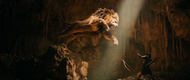 人食いライオンとの激闘はどう描かれる!?
