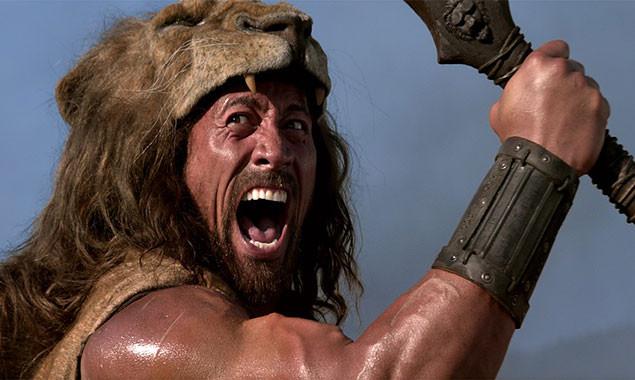 ハリウッド最強のマネーメイキング・スターがギリシャ神話最強の英雄を演じ切る!