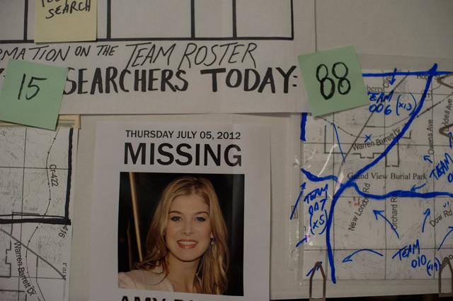 エイミーはどこへ? そして無事なのか?
