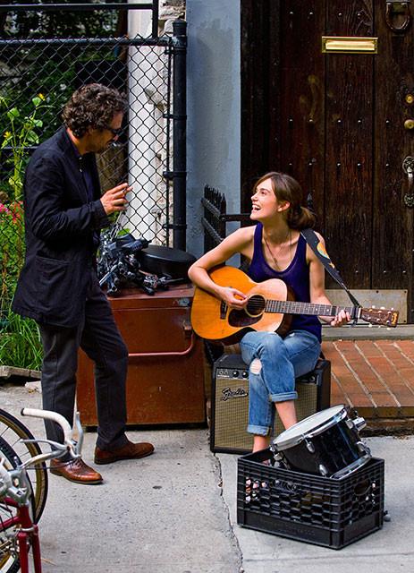 どん底のふたりが、音楽を通して勇気を育む