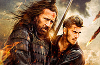 今回のニコラスは、ヘイデン・クリステンセンを導く最強の騎士役!