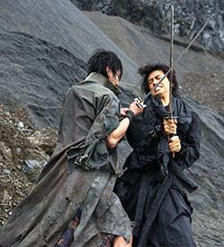 壮絶な忍者アクションが展開する!