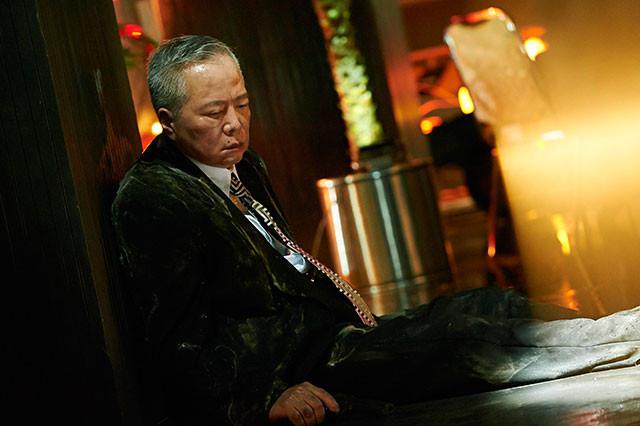 根津甚八が19年前と同じ役で俳優復帰!