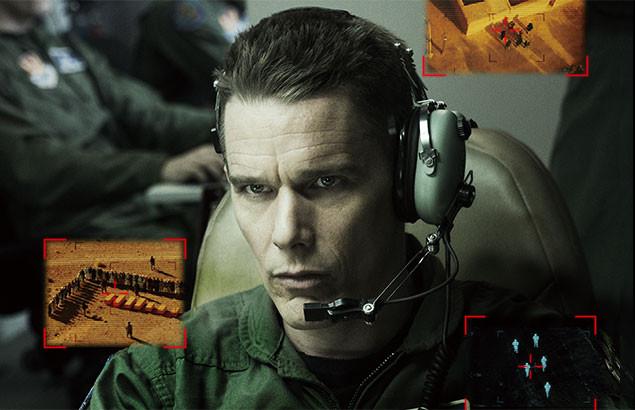戦地に赴かずして無人機で空爆を行うという、戦争の現在を描く!