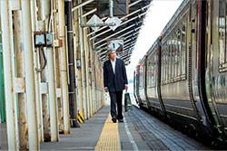 終わりと始まりの舞台となる「釧路駅」