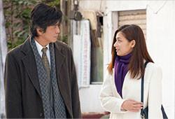 佐藤と尾野真千子のエピソードにも注目