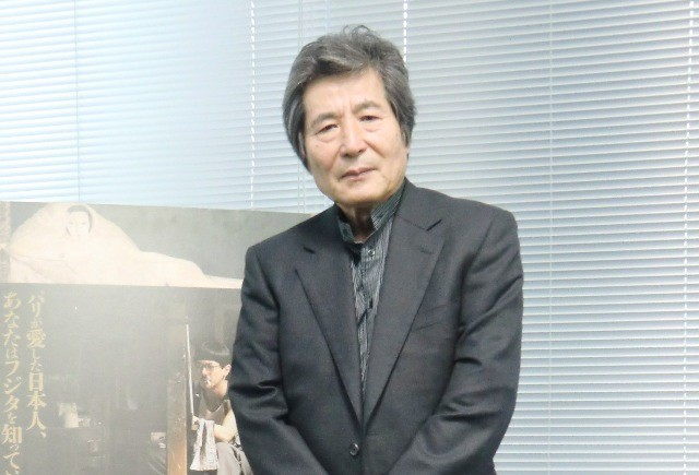 FOUJITA インタビュー: 小栗康平...