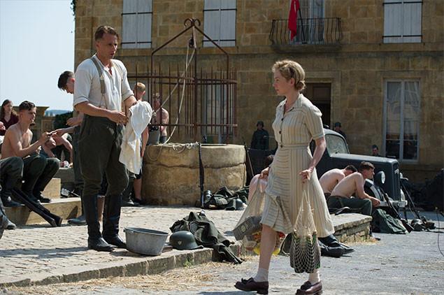 ドイツの支配下にあったフランスの田舎町を舞台に、市井の人々の生きざまが描かれる