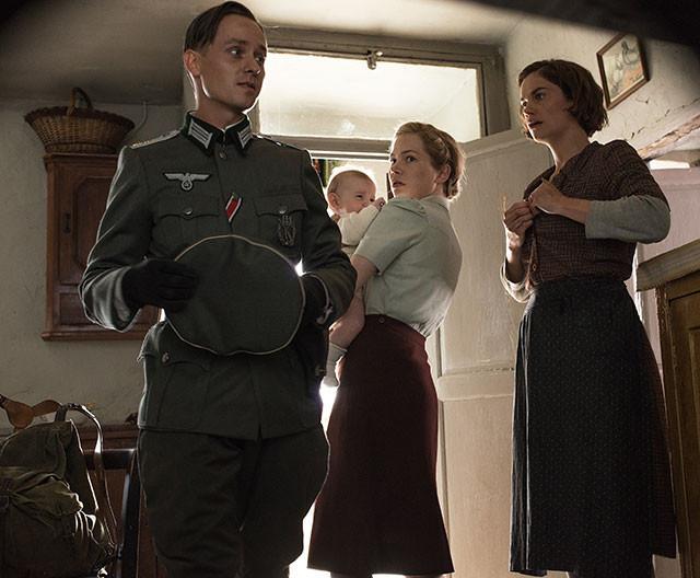 注目のドイツ俳優トム・シリング