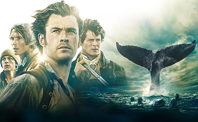 オスカー監督が、「白鯨」に隠された真実を描いたノンフィクション小説を実写映画化!