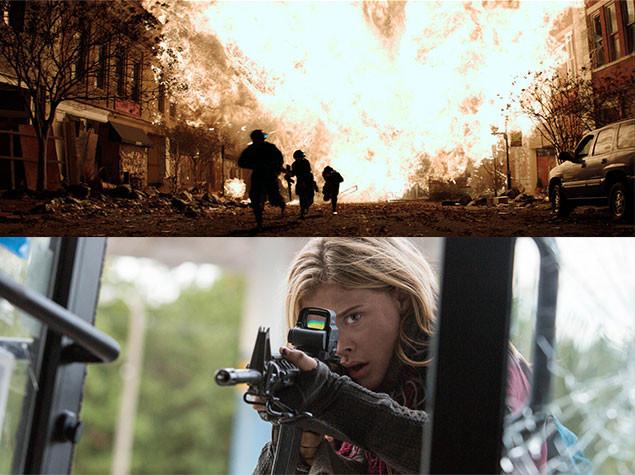 銃弾が飛び交い、爆風が吹き荒れる! これがアザーズの「最後の攻撃」なのか!?