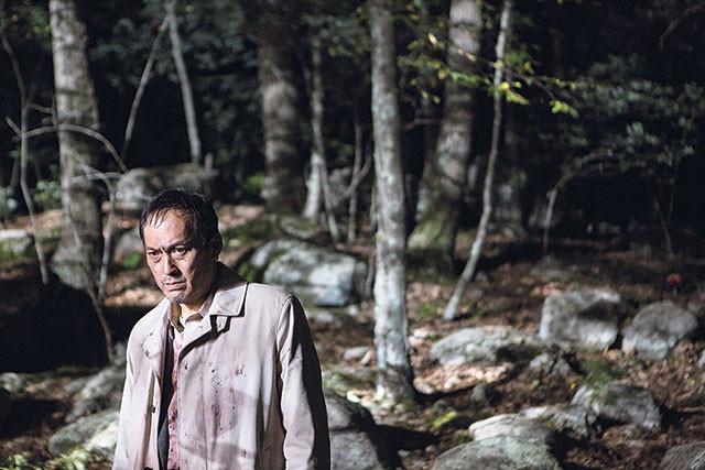 森に迷い込んでしまったタクミ