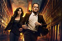 名優トム・ハンクスが、気鋭女優フェリシティ・ジョーンズとフィレンツェを駆け抜ける