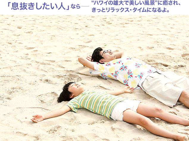 青い海と空、そして白い砂浜! ちょっとした息抜きにも本作を活用しよう!