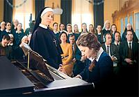 60年代のカナダを舞台に、音楽で学校を救おうとする教師と少女たちの奮闘が描かれる!