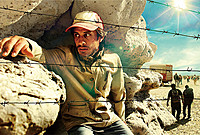 アメリカ-メキシコ国境地域を舞台に描かれる、息もつけない緊迫のサバイバル逃亡劇!
