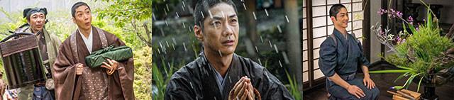 本作はユーモラスな僧侶が主役! 「武将が主役」の戦国時代劇イメージを覆す!