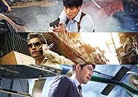 イ・ビョンホン演じる悪のカリスマに、若き捜査官とハッカーが挑むアクション超大作!
