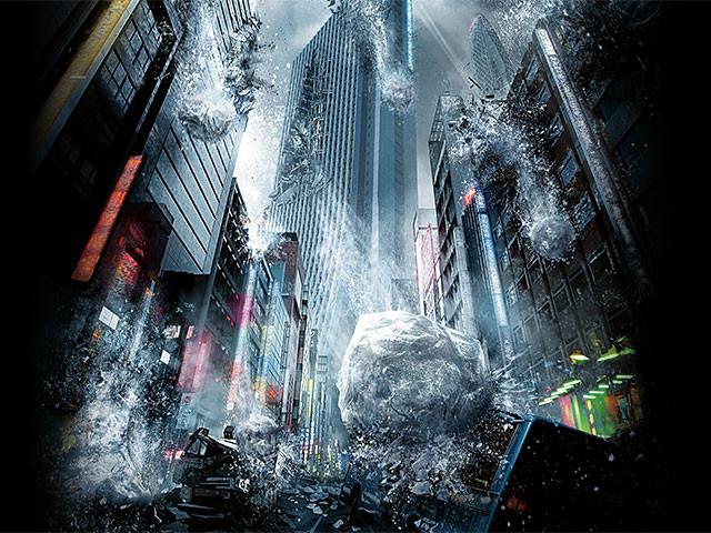 ありとあらゆる気象災害のフルコース! コスパ良すぎなこの映画、1本だけで満腹に!