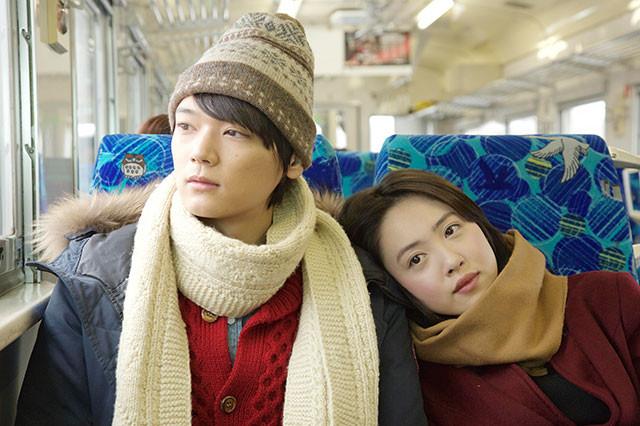 古川雄輝と藤井武美、透明感あふれる若手実力派ふたりが、切ない恋物語を紡いでいく