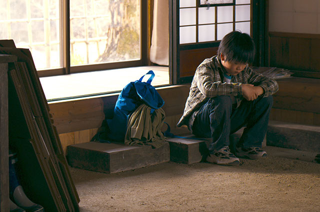 少年の傷ついた心は再生するのか? ふたりが築いていくあたたかなきずなに注目したい