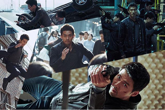 「王の涙 イ・サンの決断」のイケメン俳優ヒョンビンが、過激アクションに体当たり!