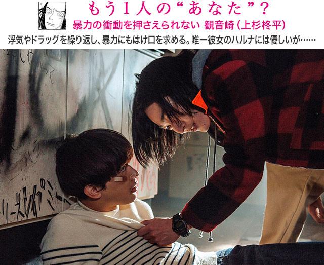 「一週間フレンズ。」などの注目俳優・上杉柊平が、欲望に振り回される若者になりきった