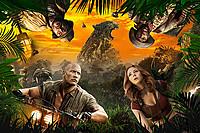 こう見えて中身は高校生!? ゲームの世界に吸い込まれた4人が大冒険を繰り広げます!