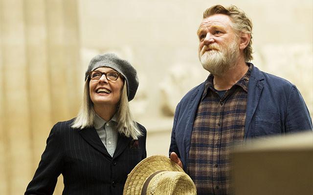 エミリーとドナルドを演じるのは、名優ダイアン・キートンとブレンダン・グリーソン