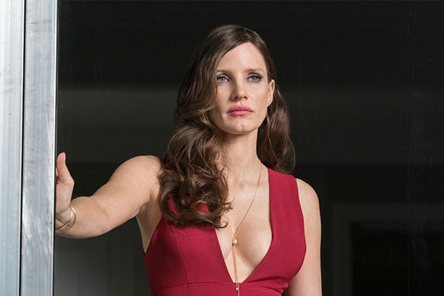 驚きの半生を送った実在の女性を、実力派女優ジェシカ・チャステインが演じ切る
